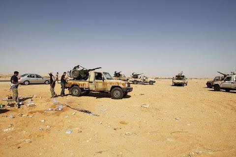Fegyveresek leállították a Tripoliba vezető vízvezeték hálózat egyik szivattyúállomását