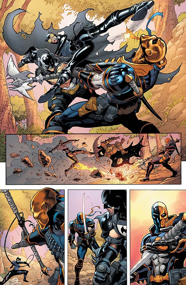 Batman/Fortnite: Zero Point #4 - 2