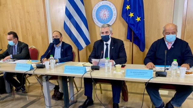 Στο Ναύπλιο η παρουσίαση τόμου από την Διεθνή Γραμματεία της Διακοινοβουλευτικής Συνέλευσης Ορθοδοξίας