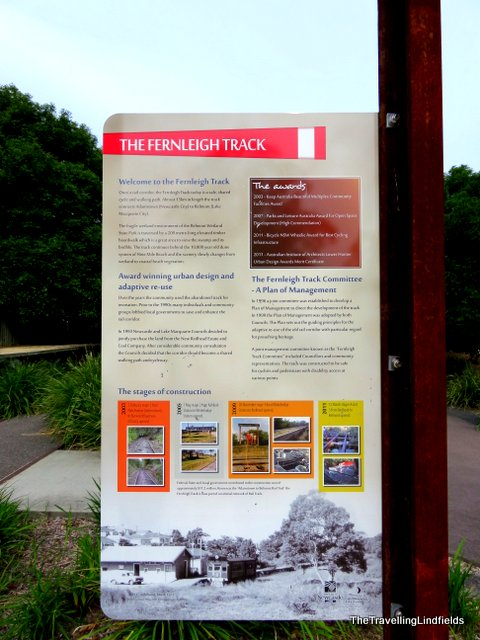The Fernleigh Track story board