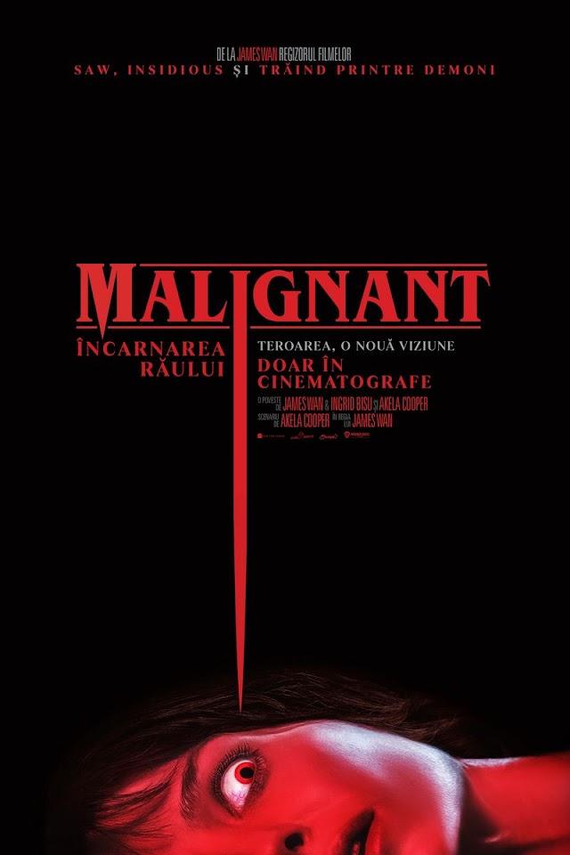 Malignant (Trailer Film 2021) Malignant - Încarnarea răului