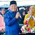 Wakil Bupati Karawang Hadiri Maulid Nabi SAW Ditiga Kecamatan