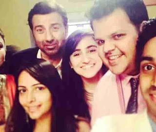 Diana Khan With ghayal once again Cast