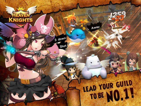 Download game Heaven Knight Apk