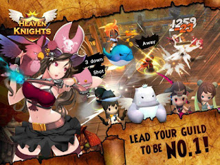 Gambar 2 : Heaven Knight Apk