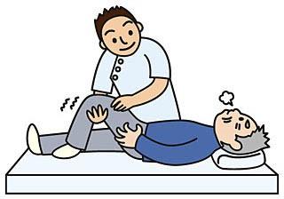 整形外科の診察