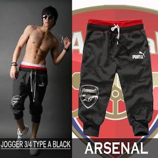 Celana Jogger Bola Arsenal