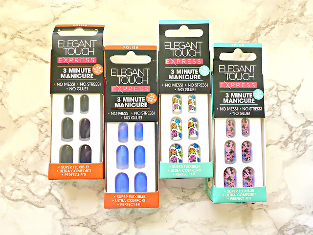 Elegant Touch Express 3 Minute Manicure
