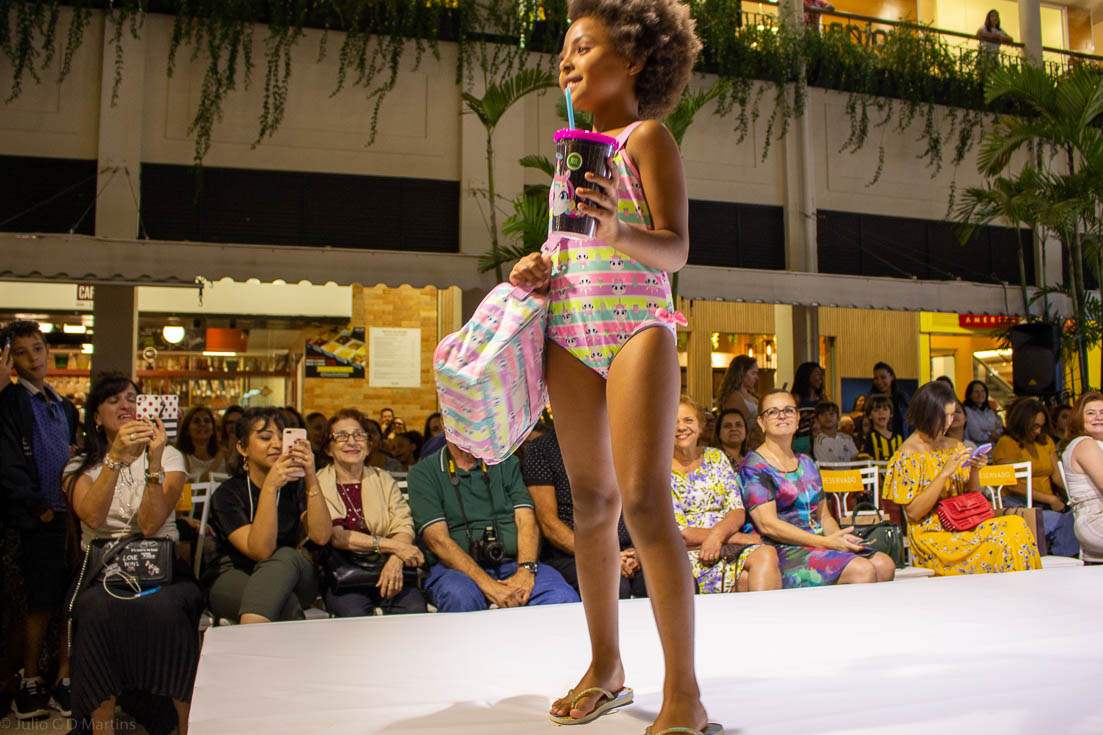 Desfile Primavera Verão 2020 do Terraço Shopping