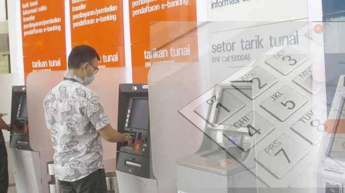 Tarik Uang di ATM BNI tanpa kartu Via Mobile Tunai