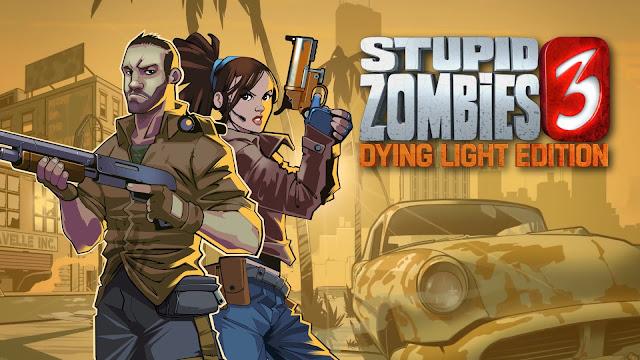 Stupid Zombies 3 – Dying Light v2.12 Apk Mod [Dinero]