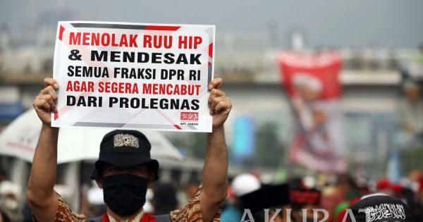 Daftar RUU yang Bakal Dicabut dari Prolegnas, Tak Ada RUU HIP