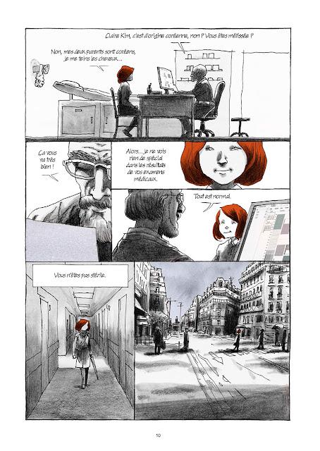 page de Babybox de Jung chez Soleil