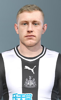 PES 2019 Faces Sean Longstaff by Champions1989