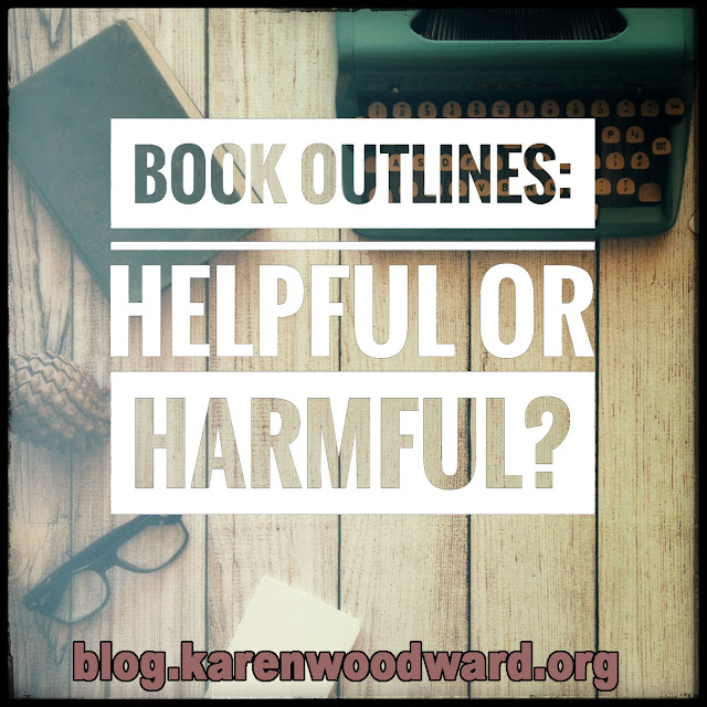 Book Outlines: Helpful or Harmful?