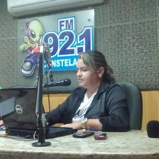 Michele Marques pode deixar Constelação FM e romper com grupo de ZT