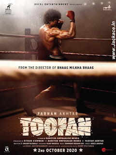 Toofan First Look Poster 1