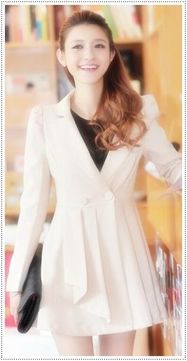 Model blazer wanita modern (korea,dll)