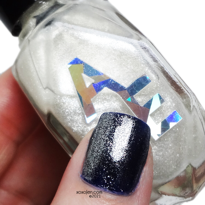 xoxoJen's swatch of Alter Ego Diamond