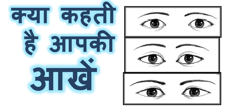 whats your eyes says face reading in hindi - Abhishek Bhatnagar