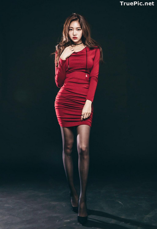 Image Korean Beautiful Model – Park Jung Yoon – Fashion Photography #5 - TruePic.net - Picture-5