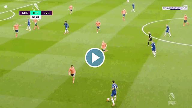 Chelsea vs Everton Live Score