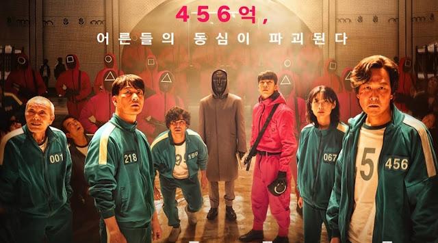 Drama korea Squid Game Season 1 (2021) Netflix Series