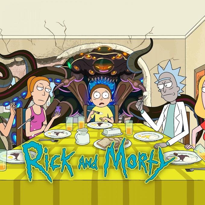 Rick and Morty 5° Temporada (dublado)