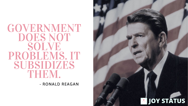 Famous Ronald Reagan Quotes
