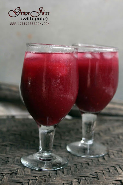 Grape Juice with Pulp