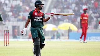 Tamim Iqbal 158 - Bangladesh vs Zimbabwe 2nd ODI 2020 Highlights