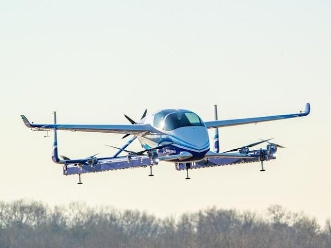 Ajaibnya, Pesawat Komersial Boleh Terbang Sendiri Nanti