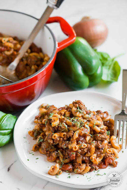 25 ground beef dinner recipes