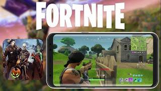 Game Fortnite Android Tidak Bakal Hadir Di Playstore, Berikut Alasannya??