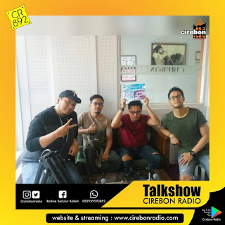 "Talkshow Sareng Kinnaro Band Perkawis Single Teranyare "" Kekasihmu Harapanku """