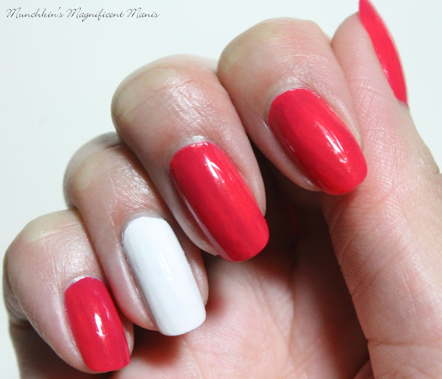 Essie Berried Treasures and Coconut Cove