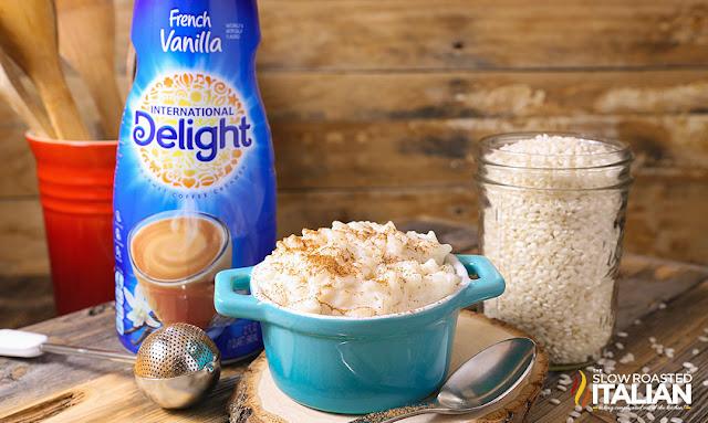 http://theslowroasteditalian-printablerecipe.blogspot.com/2016/03/2-ingredient-creamy-vanilla-rice-pudding.html