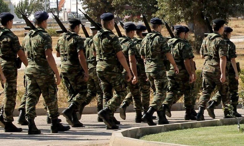 Αύξηση της στρατιωτικής θητείας στους 12 μήνες – Πότε θα ισχύσει