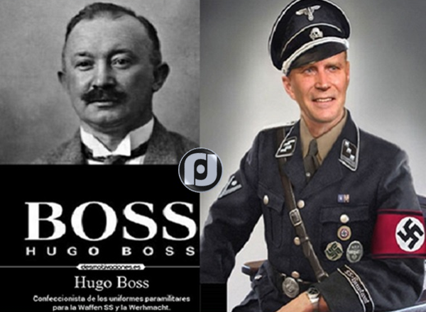 Favori O Blog do JF: Hugo Boss: O alfaiate de Adolf Hitler UT75