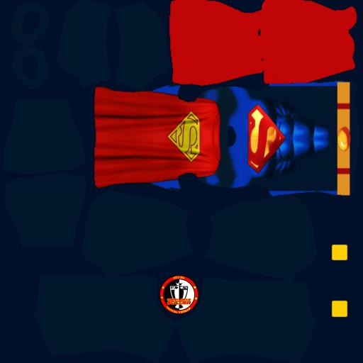 Kits siêu anh hùng Marvel - Superman & The Flash   Dream League Soccer 2021
