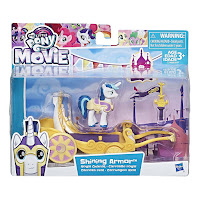 My Little Pony the Movie FIM Shining Armor Royal Chariot