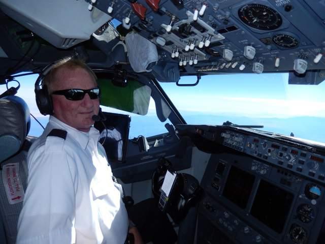 Kathryn S Report Former Pilot For Alaska Airlines