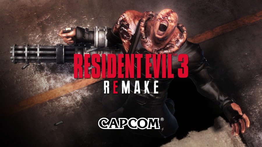 resident evil 3 nemesis remake 2020 survival horror classic capcom the game awards 2019