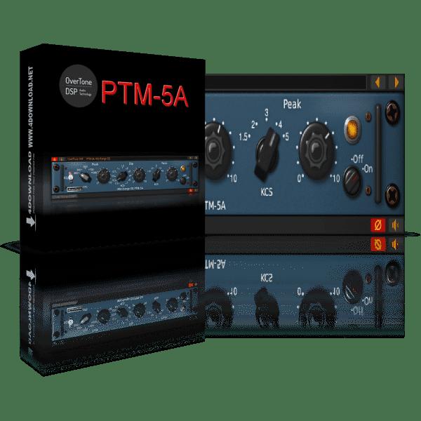 OverTone DSP PTM-5A v3.0.2 Full version