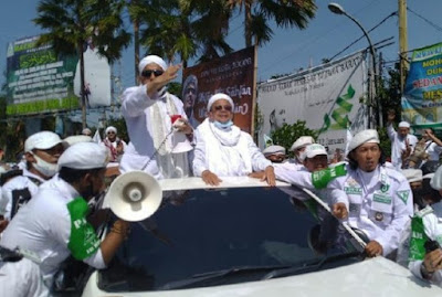 PDIP: Anies Jangan Pura-pura Tak Tahu Ada Kerumunan Simpatisan Habib Rizieq