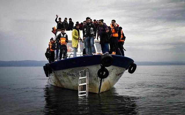 ΟΗΕ: Ρεκόρ τριετίας στις αφίξεις προς τα ελληνικά νησιά