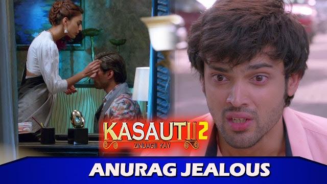 Future Story : Prerna's love and care for Mr Bajaj takes toll over Anurag in Kasauti Zindagi Kay 2