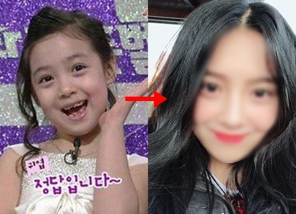 '정답입니다' 소녀, 김수정의 충격적 최근 미모 근황