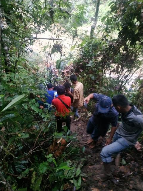 Tiga Hari Tak Pulang, Marto Tumanggor Ditemukan Tidak Bernyawa
