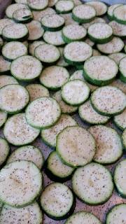 Ramblings Thoughts Yummy Oven Zucchini Recipe